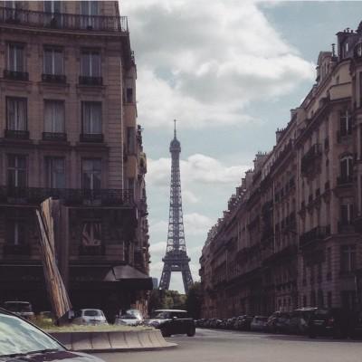 Trocadéro, Mai 2015.